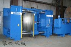 315吨卧式液压机