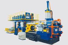 1000吨卧式液压机
