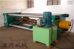 100吨卧式液压机