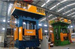 315吨框架式液压机