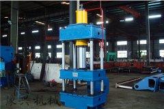 解析四柱液压机液压阀的工作原理、分类及其他相关介绍