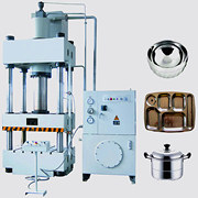 金属(制品)成型液压机