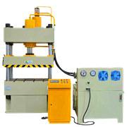 解析万能液压机液压泵的工作原理
