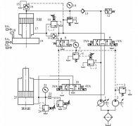 各种液压机原理举例说明